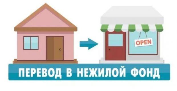Перевод жилого помещения в нежилое (и обратно)