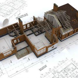 Раздел здания на помещения (2018)