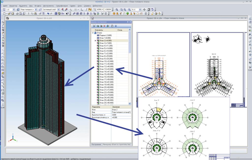 Проектирование инженерных сетей требуется для любых типов зданий - МКД, торговые комплексы, общественные и производственные здания