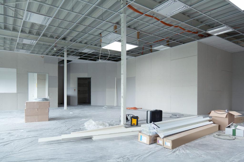 Смена назначения помещения