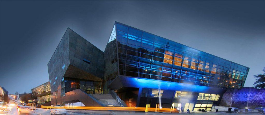 Проектирование электроснабжения в торговом центре