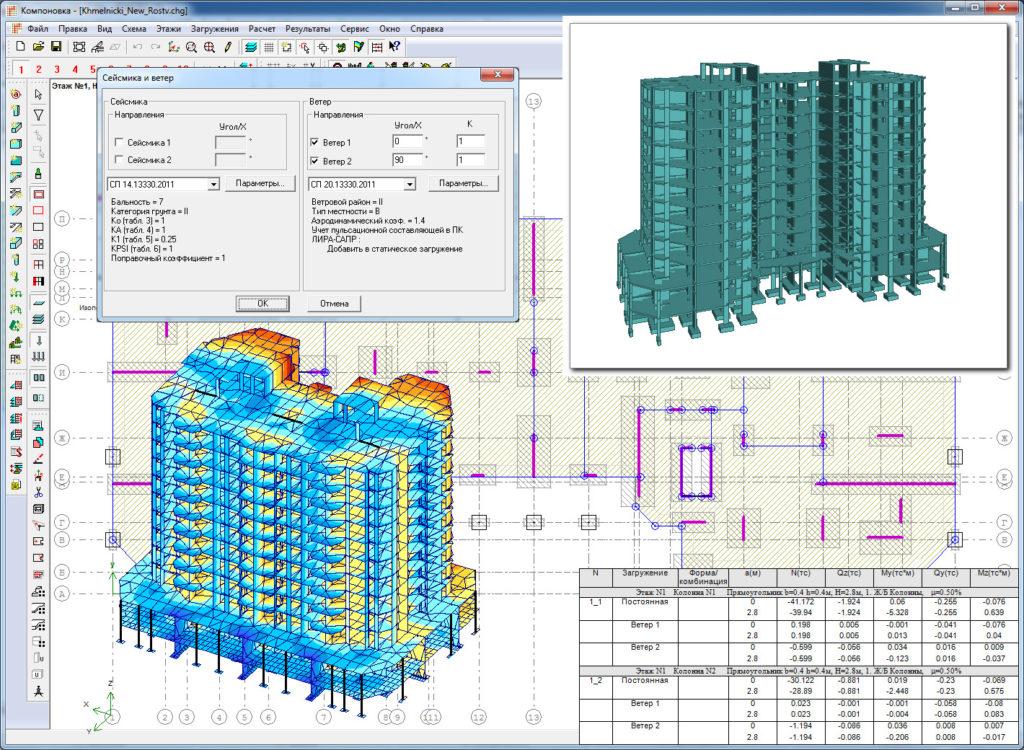 Проектирование бетонных конструкций