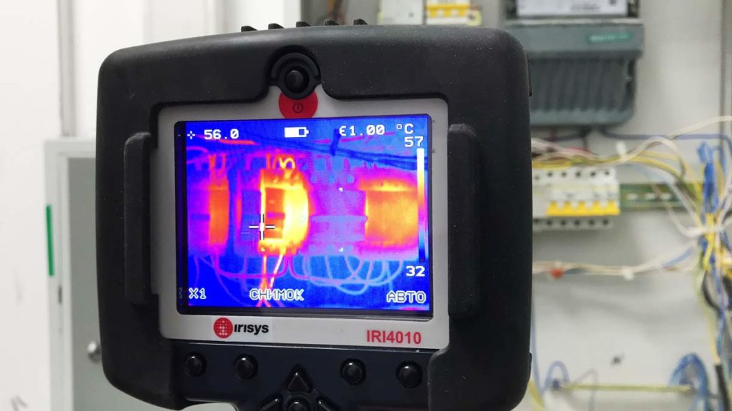 Профессиональное оборудование позволяет видеть результат съемки сразу на экране, однако для расшифровки данных требуется обработка их в ПО