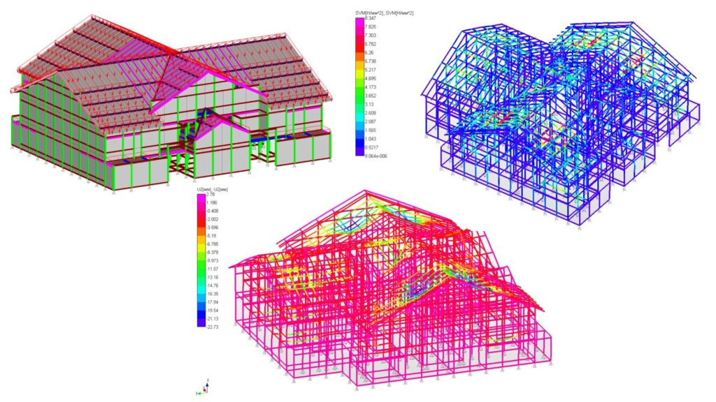 Проектирование и расчет деревянных конструкций