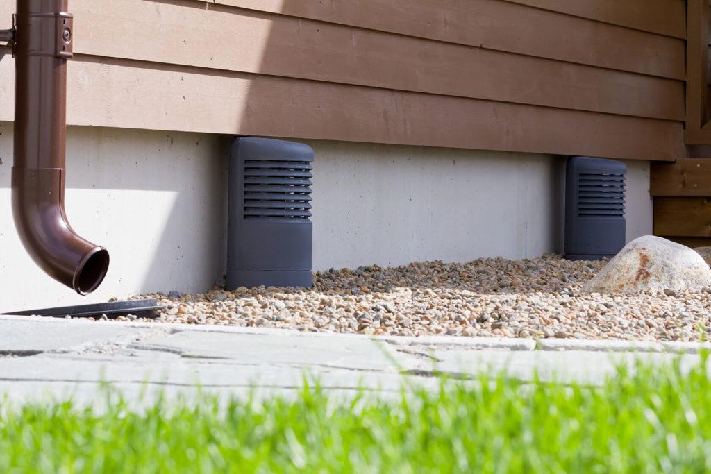 Для согласования подвалов нужно обязательно спроектировать полноценную систему вентиляции