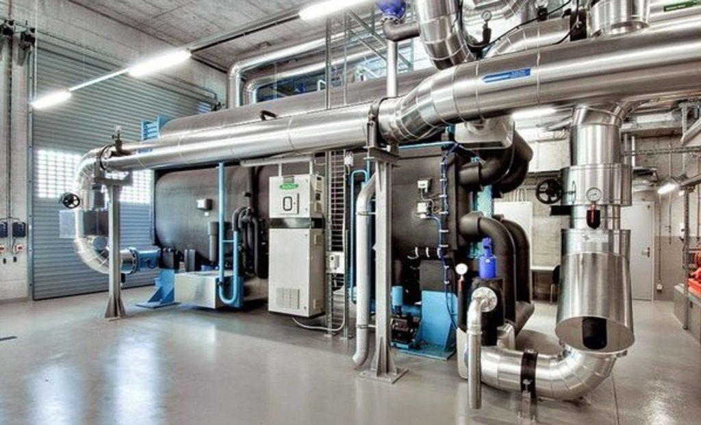 Проектирование вентиляции в нежилых помещениях в МКД