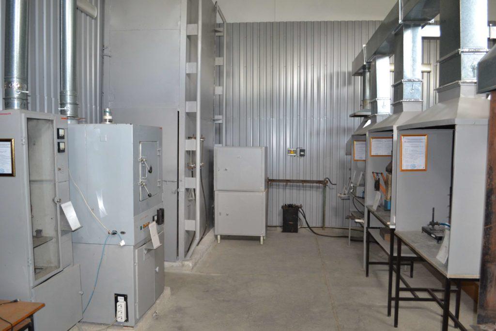 Испытания пожарной безопасности проводятся в аккредитованных лабораториях