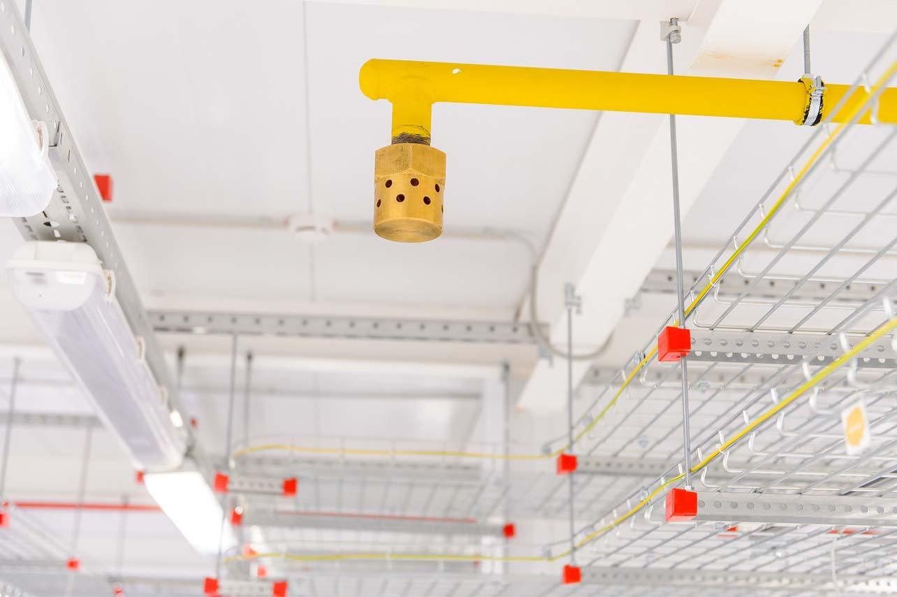 По показателям пожарных рисков будут выбраны системы и технические средства для обеспечения пожарной безопасности объекта.