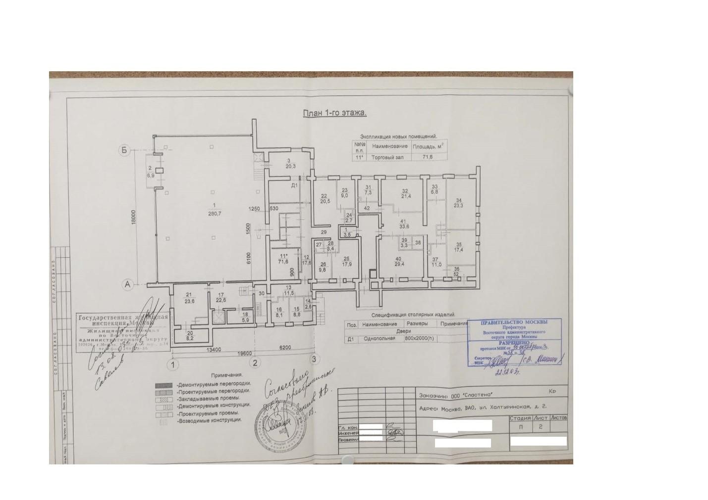 Кейс как заработать 2 млн. руб. на переводе нежилого помещения в жилое