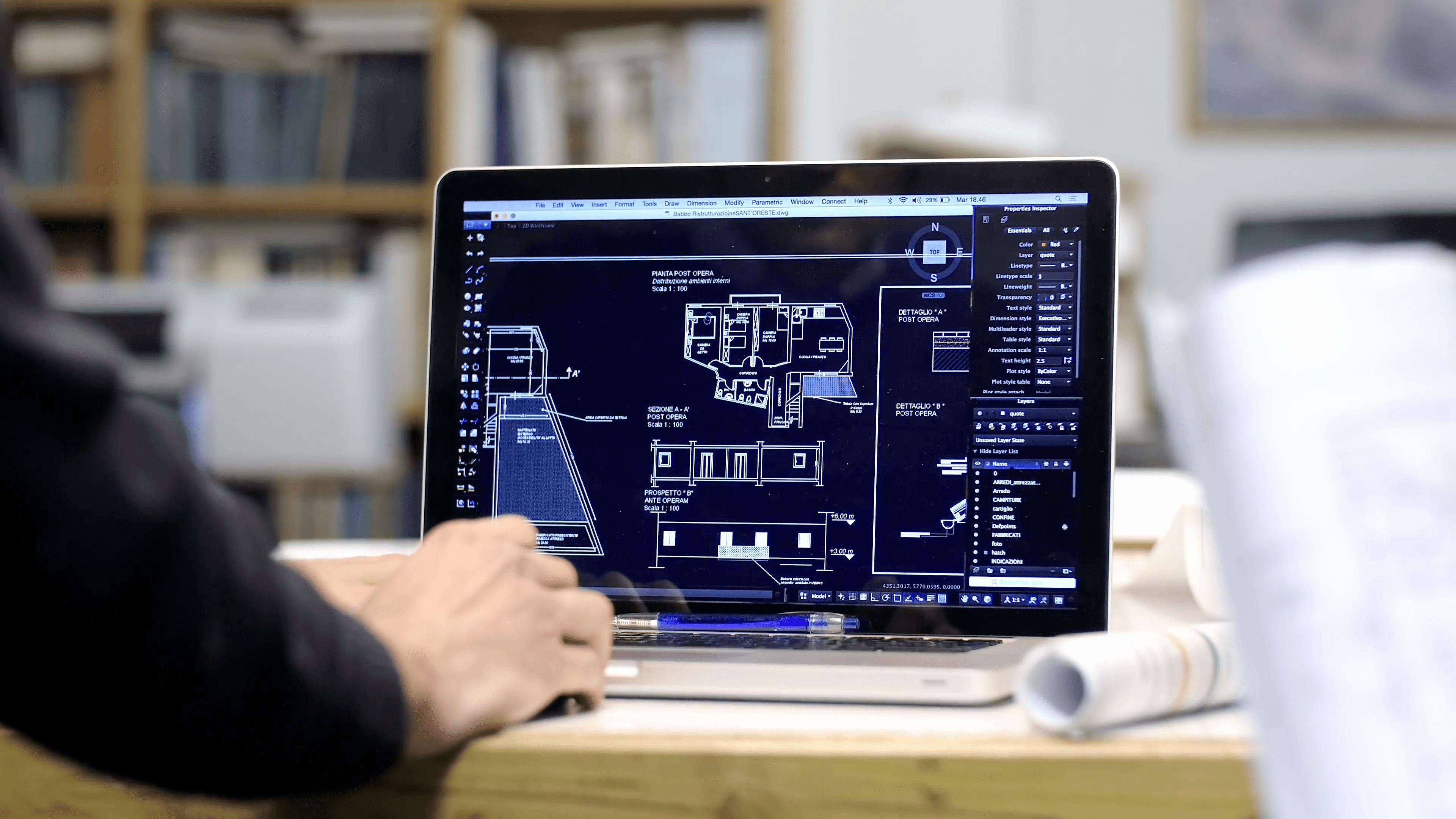 Проектирование осуществляется в специальных программах. Их знание является одним из обязательных требований к инженерам-проектировщикам.