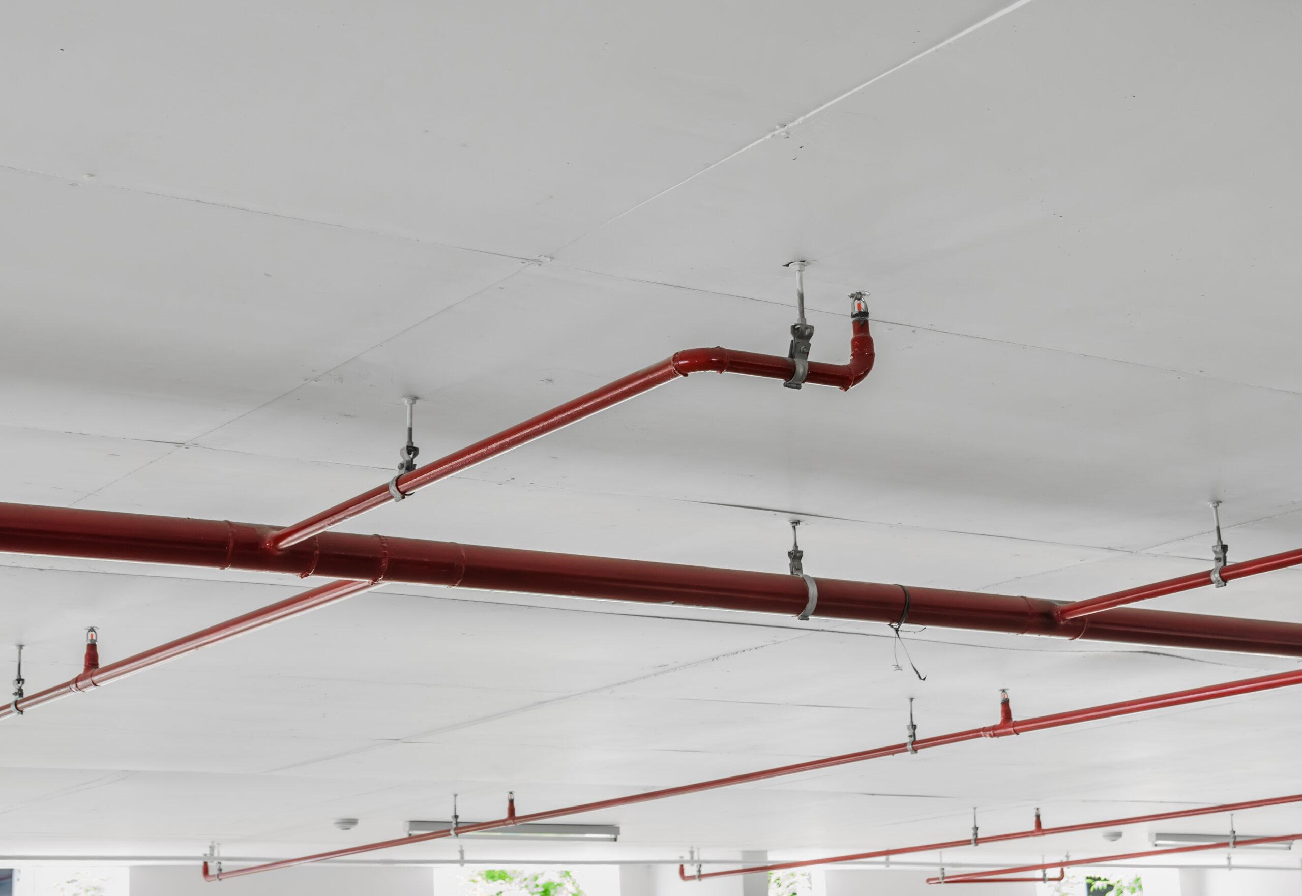В проекте описывается вариант размещения технических средств системы, способ и место крепления трубопроводов, датчиков.