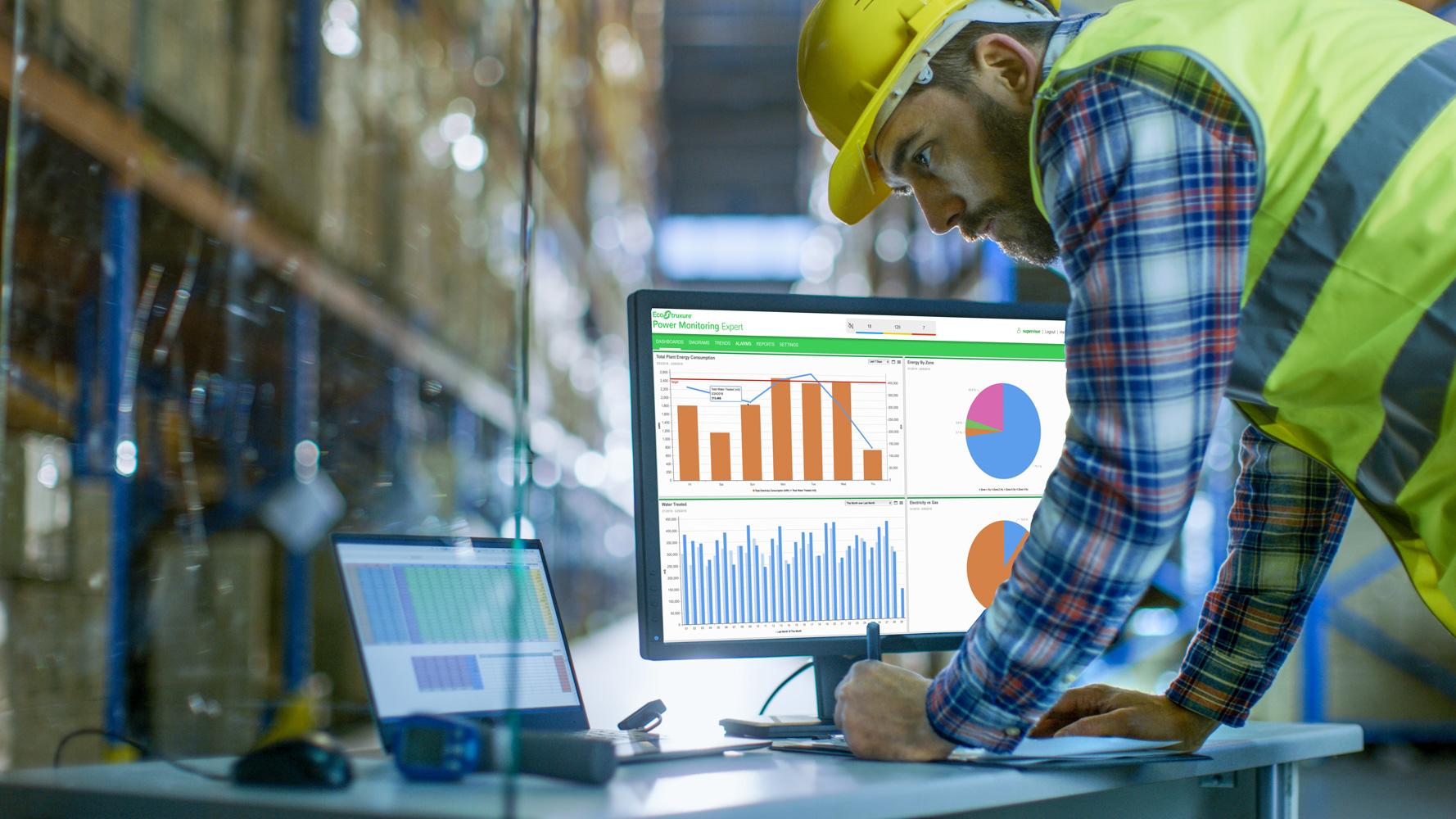 Для оценки соответствия эксперты выезжают на предприятие. Обязательным этапом аудита является измерение показателей энергосберегающего оборудования.