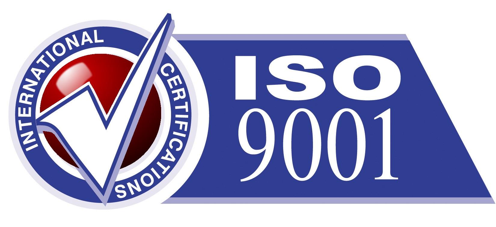 По специальной маркировке, которую можно наносить на этикетки и упаковку товаров, можно сразу узнать о пройденной сертификации по ИСО.