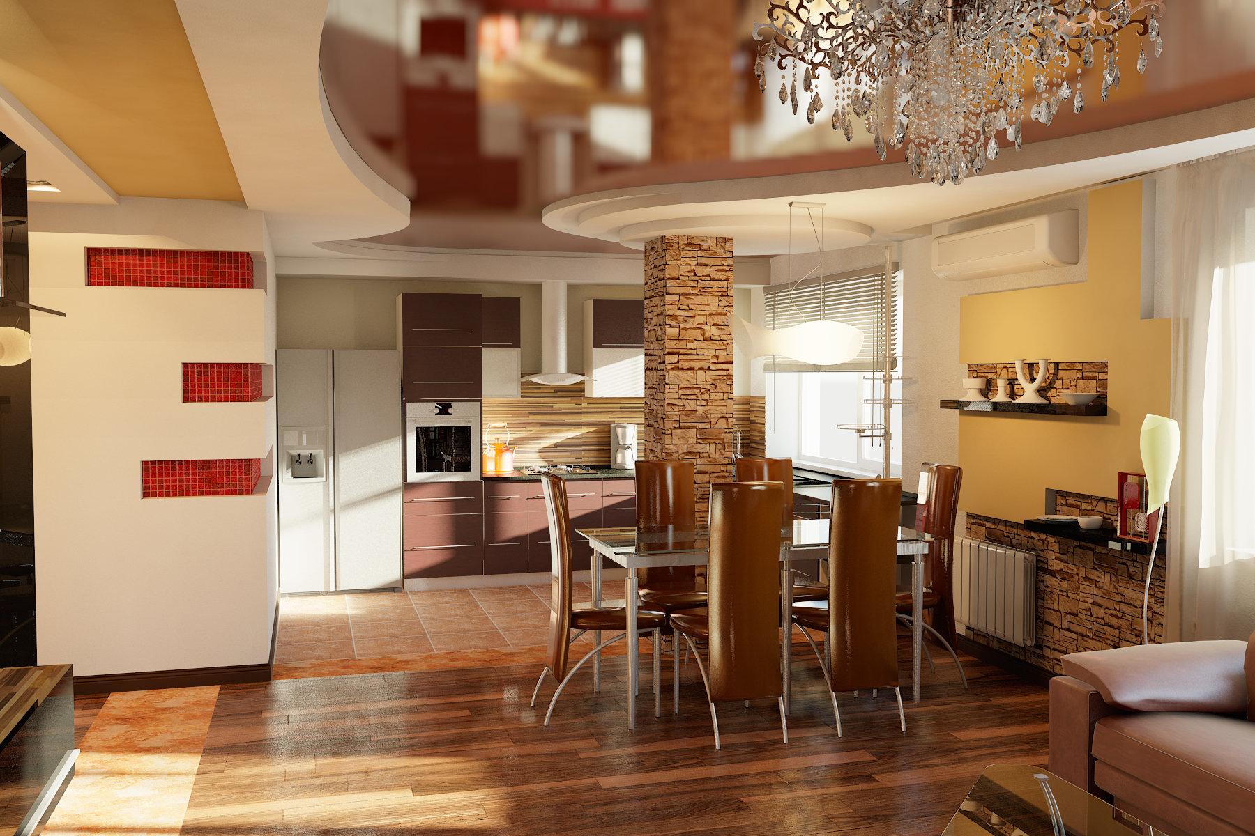 Цель перепланировки - изменить конфигурацию квартиры, повысить уровень комфорта и условий проживания, изменить дизайн помещений.